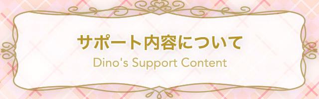 サポート内容